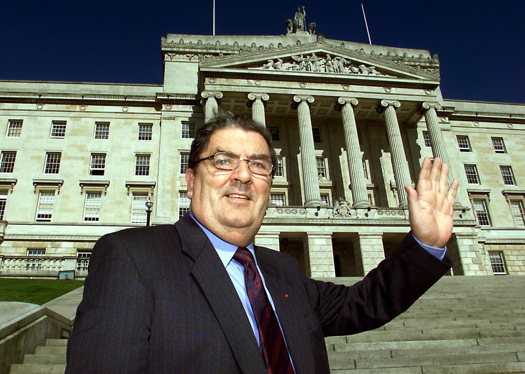 'Ireland's Greatest' John Hume: From teacher to Nobel Peace Prize winner