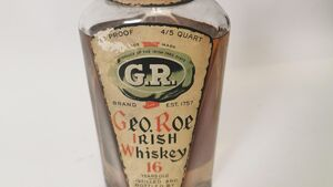 Rare Irish whiskey expected to fetch €12,000 in online auction