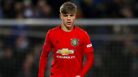 Tranmere Rovers v Manchester United - FA Cup - Fourth Round - Prenton Park