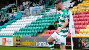Jack Byrne named top of the class in League of Ireland