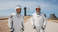 Nasa and SpaceX joint mission