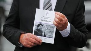 Fr Paul Farren: The story of the Good Samaritan shaped John Hume's work for peace