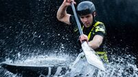 Choppy waters ahead as Liam Jegou trains for Olympics