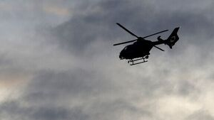 Police helicopter 'used to film swingers in the throes of sexual passion'