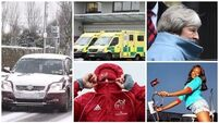 BULLETIN: Drivers urged to take care amid snow and ice in parts; Patients face disruption as ambulance personnel strike