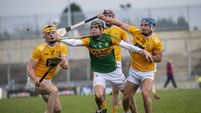 Antrim too strong for Kerry side weakened by mumps outbreak