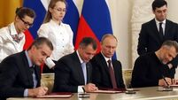 Russia sanctions will have wider repercussions