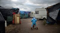 Tusla criticised treatment of unaccompanied minors from Calais refugee camp