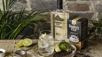 Barry's Tea gin is just the tonic