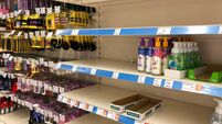 Expert warns people not to panic buy or stockpile goods amid Covid-19 fears