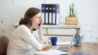 4 reasons why you might be falling asleep at your desk