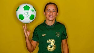 Katie McCabe wants Ireland to find the finishing touch