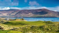 Stealing the scene: 10 of Ireland's most scenic golf courses