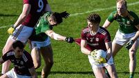 McEntee blasts 'wrong calls' as Galway win sees Meath relegated