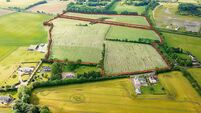 41 acres for sale, 2.5km from Cork satellite town