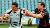 Last-gasp try lifts  Zebre off bottom