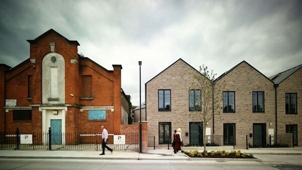 The RIAI award-winning Georges Place Housing scheme reflects the points raised in the RIAI Election Manifesto.