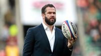 England v Ireland - Guinness Six Nations - Twickenham Stadium