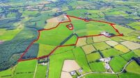 Top-class 126-acre residential farm for sale near Clonakilty