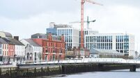 Penrose Dock offices in Cork to open in June