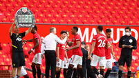 Manchester United v Sheffield United - Premier League - Old Trafford