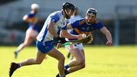 Tipperary's Quirke happy with progress after overcoming heart scare