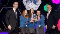 Kinsale students win top prize at EU Young Scientist Competition