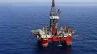 Oil price up but trades at low level of $27 a barrel