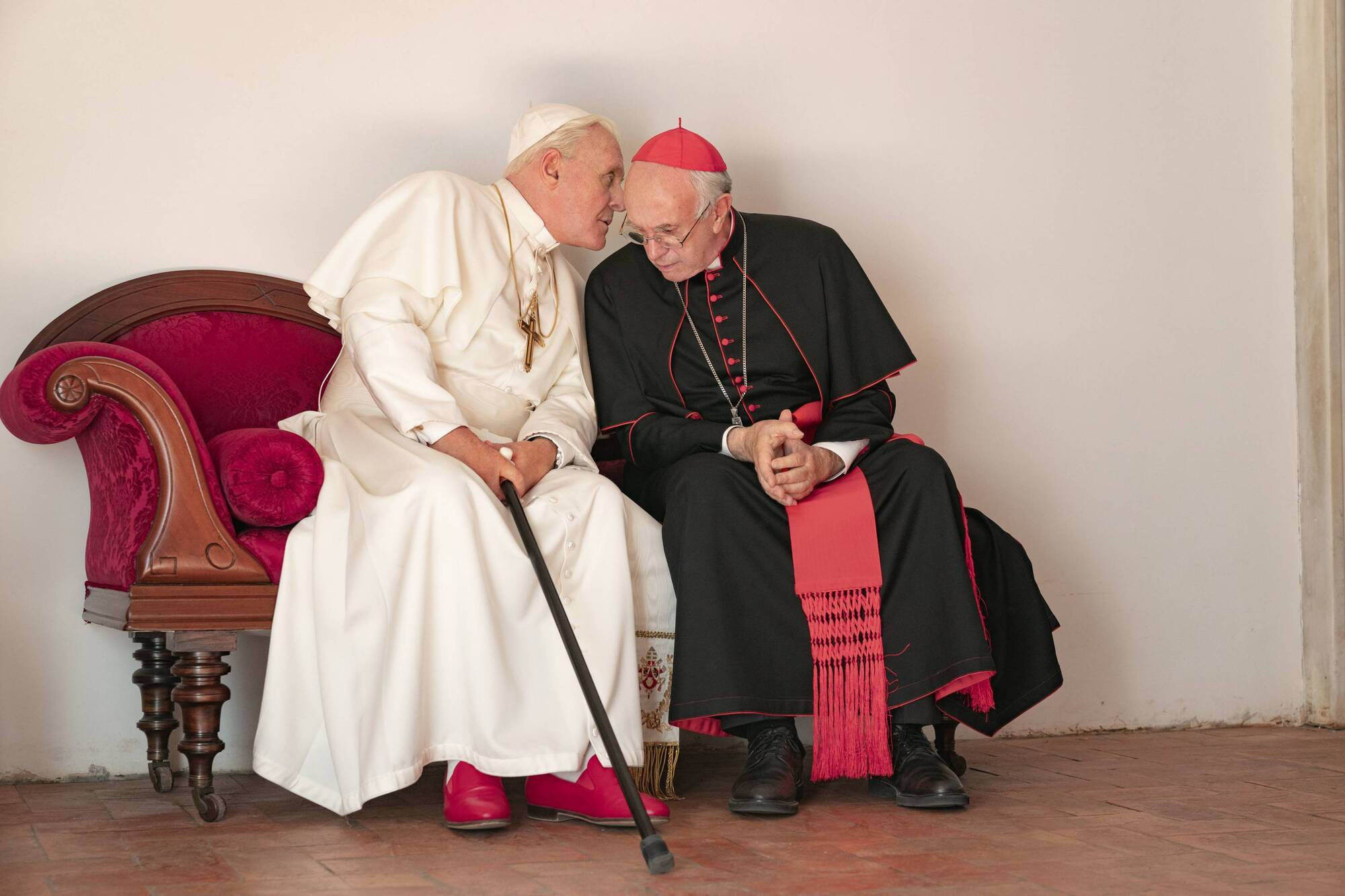 Alison O'Connor: Government has too many cooks, just like 'The Two Popes'