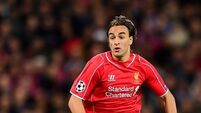 Liverpool forward Lazar Markovic holds talks with Fiorentina over move