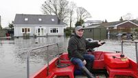 Limerick homes flooded twice in a day