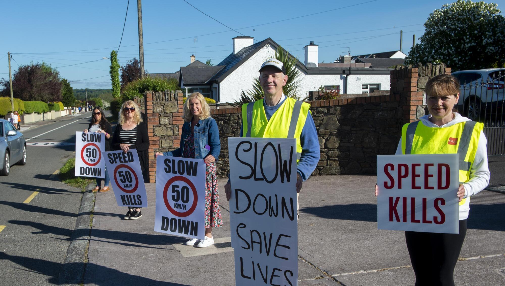 Killard residents secure improved pedestrian links