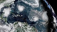 Rogue hurricanes that head northwards may be new normal