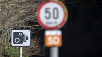 Speed Camera Signs