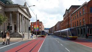 Cork Luas: Consultants appointed to develop light rail route options