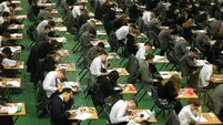 Exam cheating rises