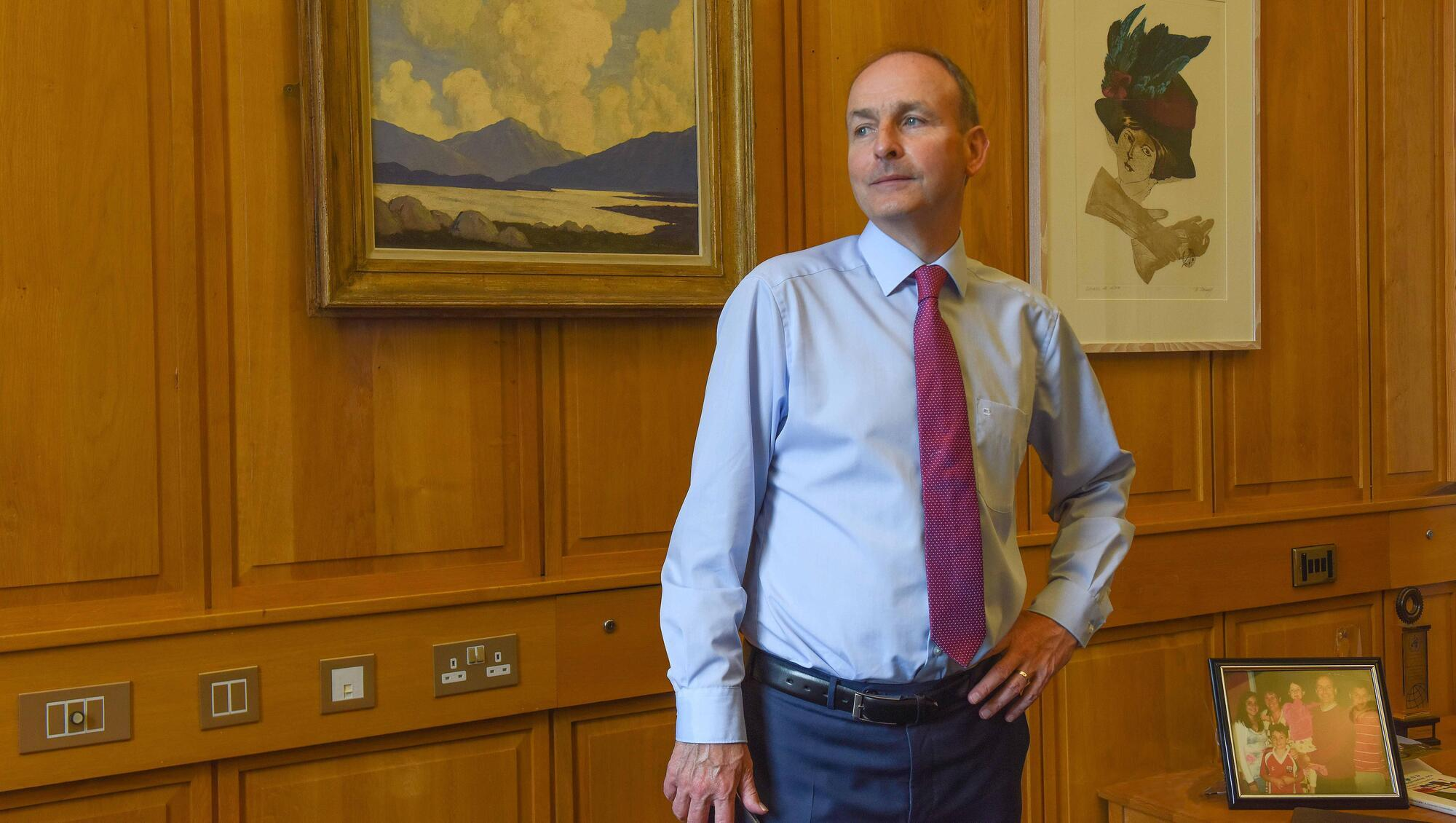 In conversation with Micheál Martin: 'Civil War politics ended with the Civil War'