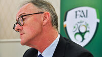 FAI Press Conference following Special Meeting of FAI National Council