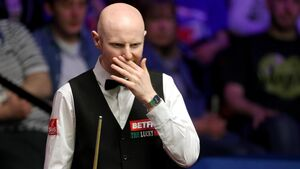 World Snooker Championship controversy as Anthony McGill confronts opponent Jamie Clarke