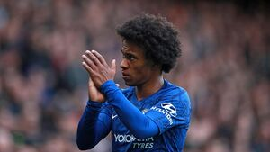 Willian's Arsenal move 'close' as Chelsea exit confirmed