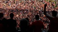 80,000 to descend on Croke Park for All-Ireland final