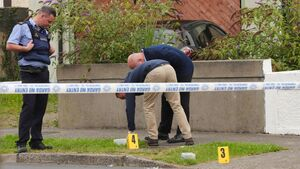 Gardaí investigating death of man, late 50s, in Dublin