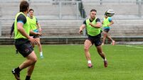 Ulster Rugby Squad Training