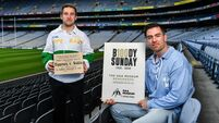 Launch of the GAA Museum's Bloody Sunday Programme