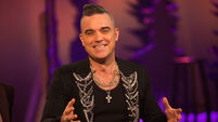 Robbie Williams comments