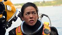Meet the first woman to join the Naval Service diving unit