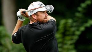 Lowry drifts off the pace in Greensboro with level par 70