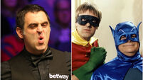 'Plonker' Ronnie plays it nice and cool as Del Boy inspires sixth world title