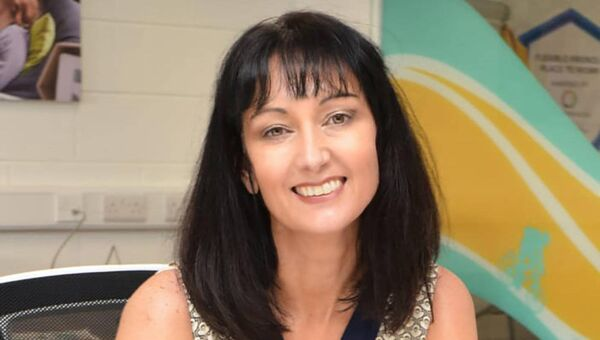 Karen O'Reilly, founder of Employflex. File picture