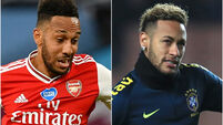 Football rumours: Aubameyang set for Arsenal stay? Neymar on the move?